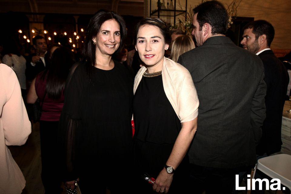 Carmen María Salazar y Cecilia Ocampo
