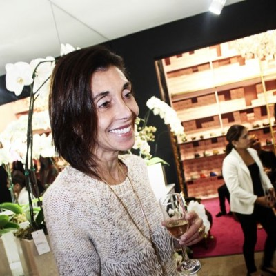 Carmen de Osma en inauguración tienda Isidra, San Isido.