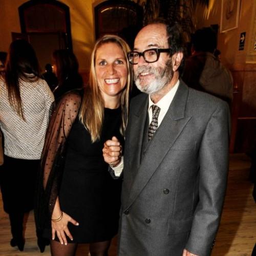 Cecilia Velarde y Jorge Haaker