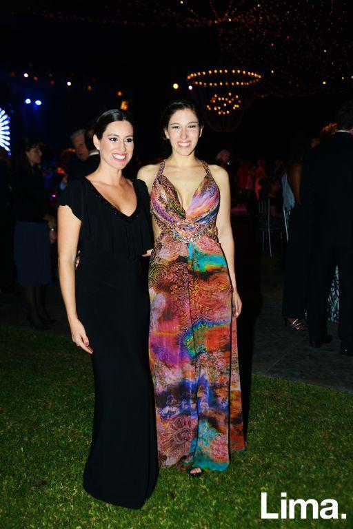 Daniela Paino y Adiana Secada