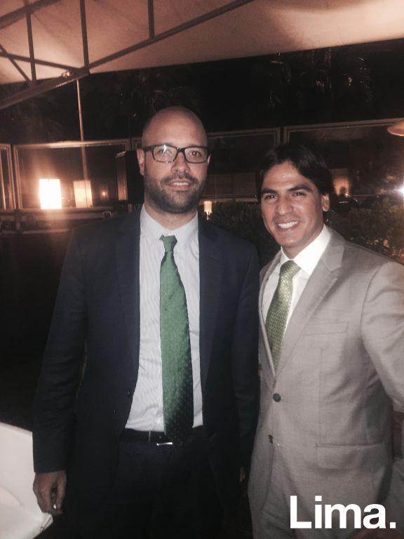 David Ruiz y Gonzalo Sánchez