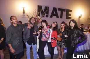 Equipo Estudio Fe Nacho Rojas, Jorge Jofre, Francisca Eyzaguirre, Loreto Gibert, Paola Velasquez, Javiera Eyzaguirre en MATE.