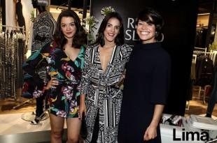 Fiorella Pennano, Ana María Forno y Karina Pons de Vier