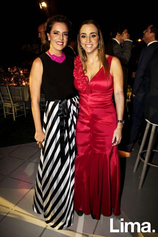 Francesca Baronio y Danella Cánepa