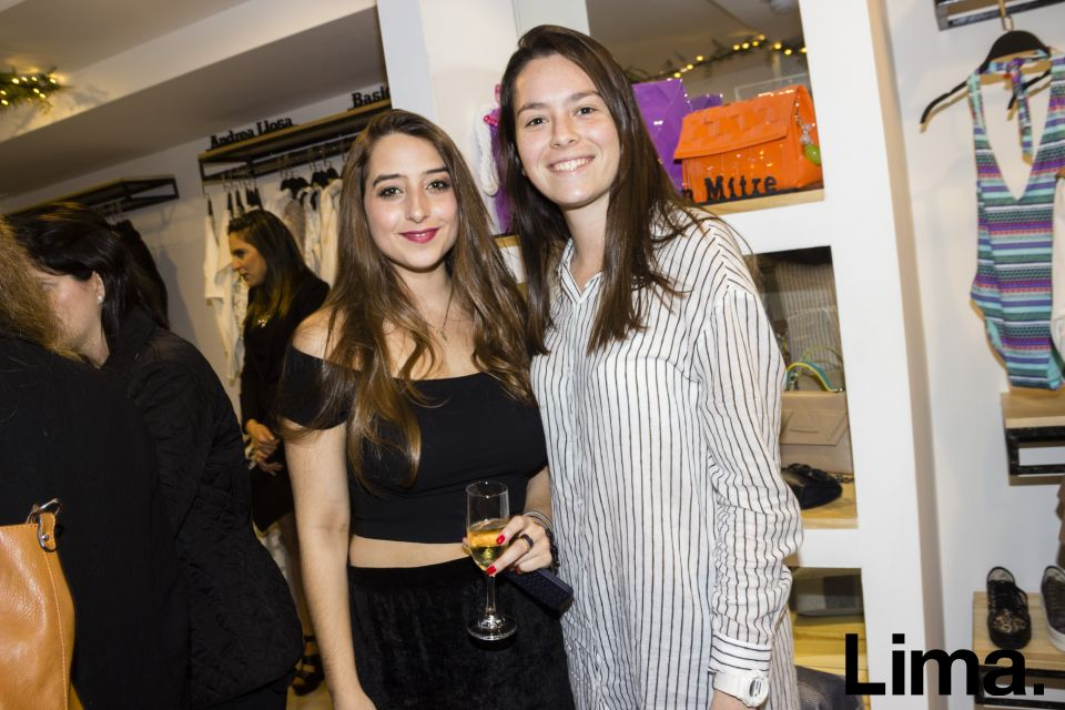 Hanadi Tubbeh y Francesca León