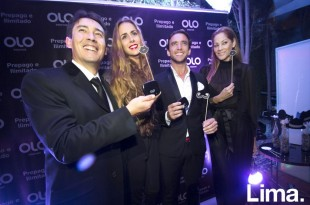 Igor Piliugin, Irma Martln de la Casa, Antonio Pavón y Edith Tapia