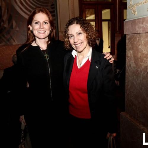 Ingrid del Solar y Lili Llanos
