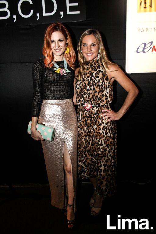Jessica Butrich y Raffaella Raffo