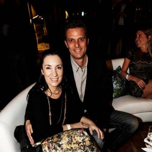 Juan Carlos Palacios y Michelle More