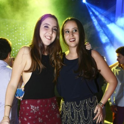 Gabriela Arregui y María Chloe Garrido-Lecca