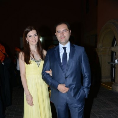Lala Mammadova y Mehdi Mammadov