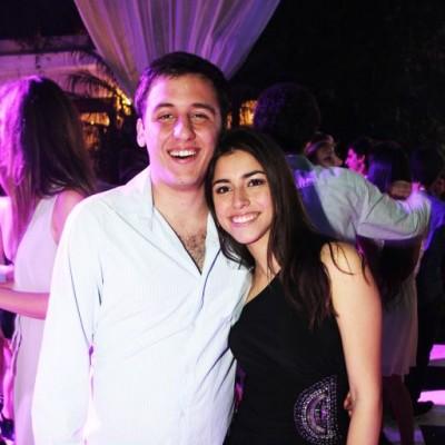 Laura y  Rodrigo Villegas