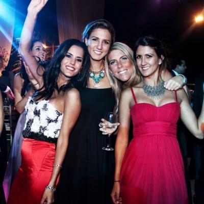 Lorena Chirinos, , Valeria Madueño, Kary Orlandini Y  Alejandra Talavera