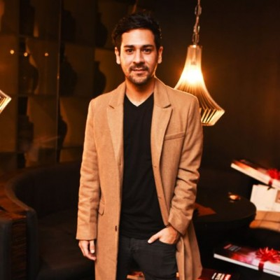 Luis Fernando Delgado en Cóctel de Bloggers BTH
