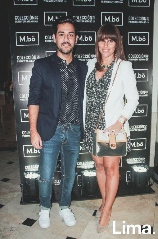 Luis Fernando Delgado y Patricia Arata Pardo