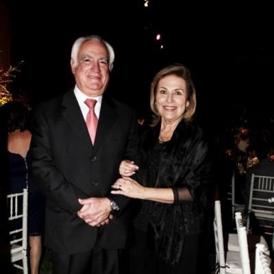 Marcos García y Carla Morell