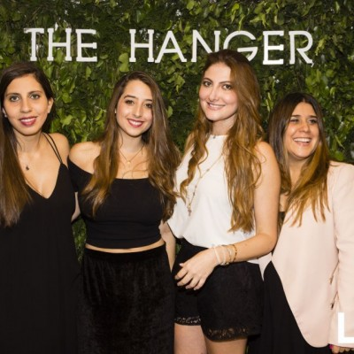 Mayra Farah, Hanadi Tubbeh, Denisse Zaidan y Malena Barreda