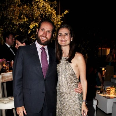 Miguel Cassinelli y Andrea Corno