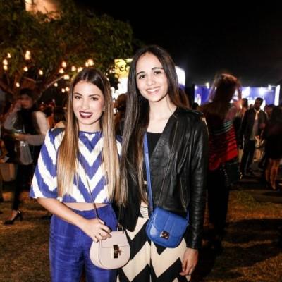 Natalia merino y Alexia Guerrero