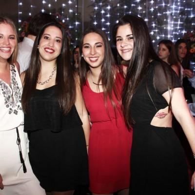 Paula Bellido, ChiaraPinasco, Alejandra Lizárraga y Briana Boisset.