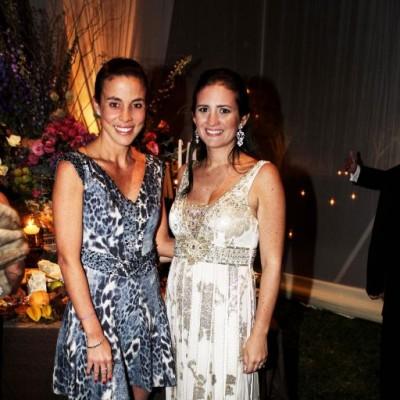 Rosalie Harten y Augusta Valllejos