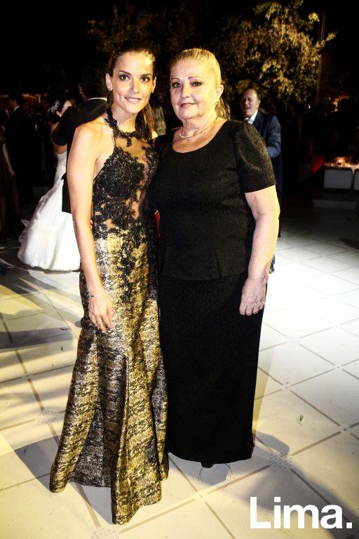 Solange y Nancy Cabieses