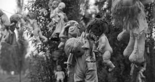 isla de muñecas