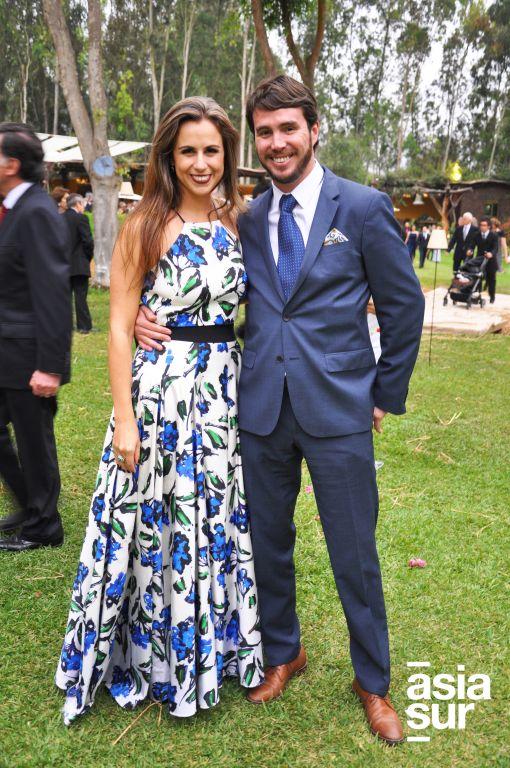 Alejandra Balta y Jaime Herrera.