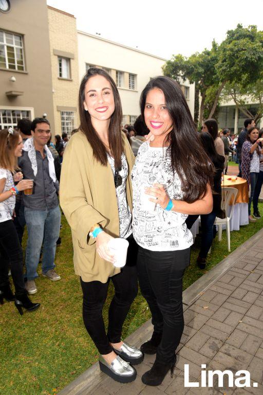 Alejandra Rizo Patrón y Mapi Vicente