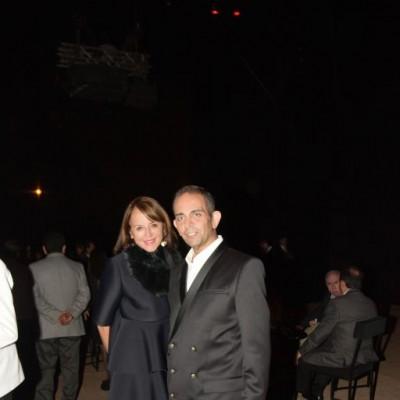 Ana María Guiulfo y Jack Abugattas