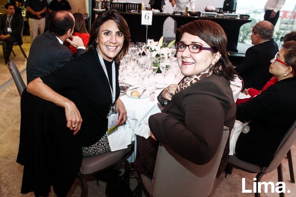Ana karina Quessep y Ana Ruiz