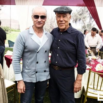 Antonino Dama y Guillermo Castañeda