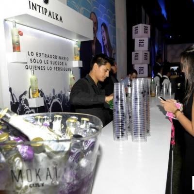 Barra Intipalka en aniversario del Grupo AS