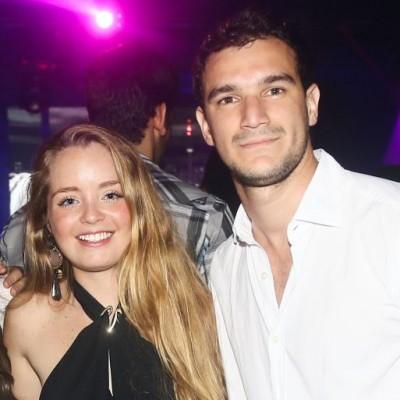 Carla Vanessa Arrisueño y Sebastián Rey Barbieri