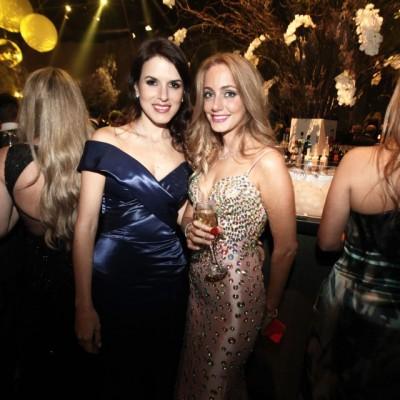 Carolina Carrillo y Mónica Ramos
