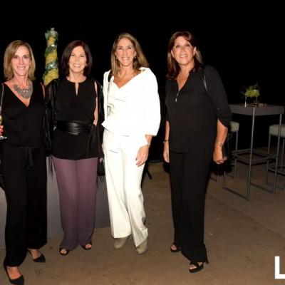 Cecilia Lira, Luisa Fort, Rocío Málaga y Mónica Osores