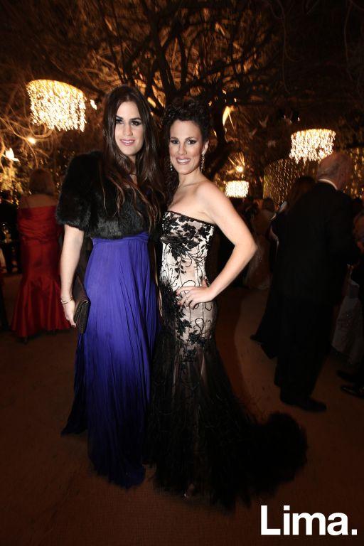 Daniela Corpancho y Nicole Simon