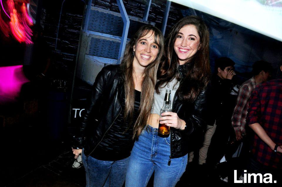 Daniela Olano y Tamara Durant