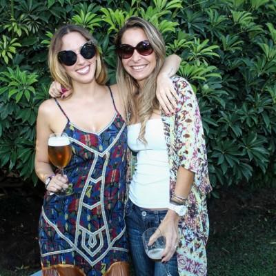 Eliana Vizquerra y Carla Aalzamora
