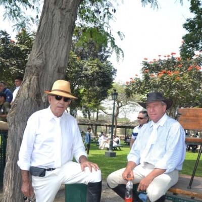 Fernando Miro Quesada y Ricardo Artadi