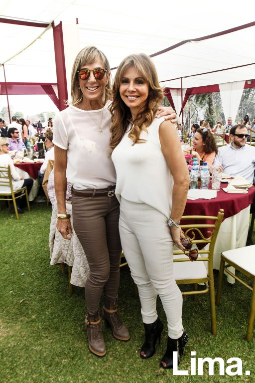 Gabriella Porcari y Marianella Muttini