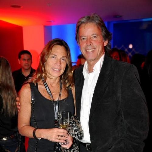 Gininna y Fernando Rubini
