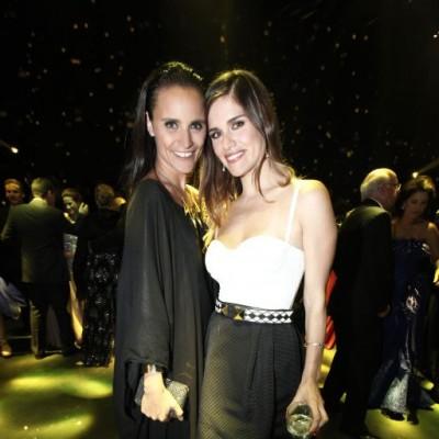 Giuliana Weston  y Anahí Gonzales-Daly