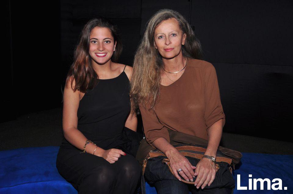 Grace y Rossana Hemmerde