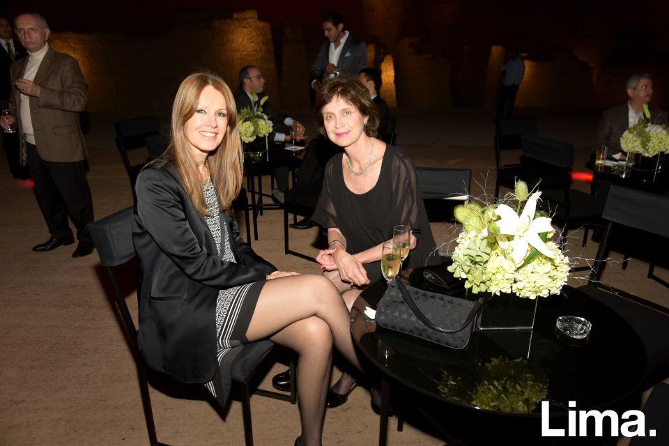 Isabel Rejtman y Maritza Macher