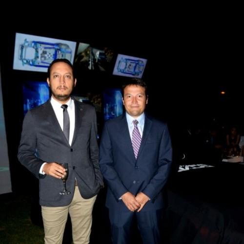 Julio Concha y Roberto Arbulú