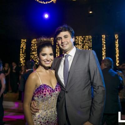 Marisol Tudela y Luis Miguel Blondet