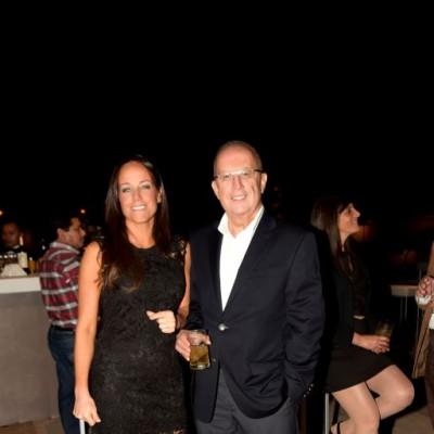 Melanie Fuller y Theodore Dale