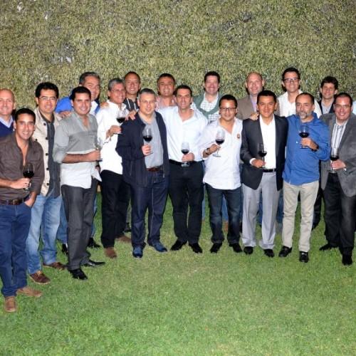 Miembros del Directorio de Cata