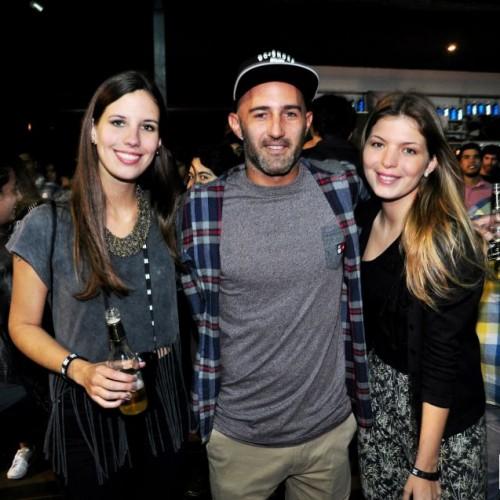 Nane Watson , Salvador Voysest (Brand Manager DC) y Cristina Belaunde (1)